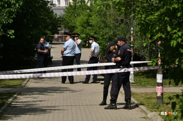 В полиции рассказали, как ловили мужчину, устроившего резню