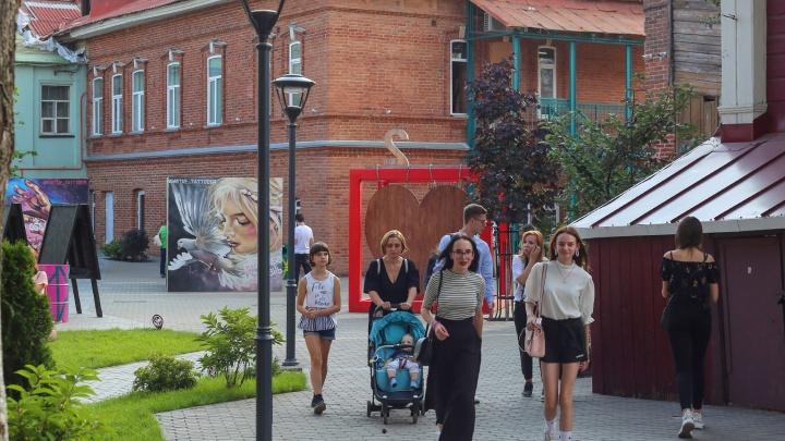 На выходные для мероприятий в«Арт-квадрате» временно перекроют улицу Мустая Карима