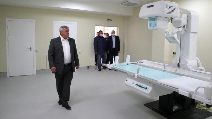 Губернаторский провал. Как власти превратили новую инфекционную больницу Ростова в проект-призрак