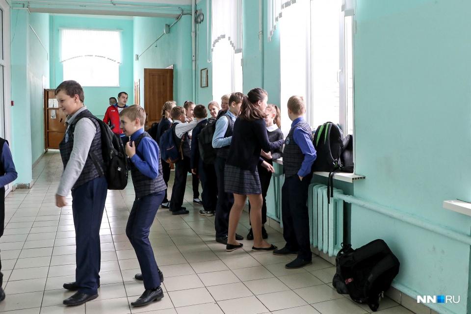 Возвращения детей в школы ждали многие родители — по мнению большого числа нижегородцев, дистант негативно сказывался на успеваемости школьников