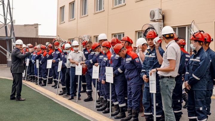 В СУЭНКО прошли ежегодные межрегиональные соревнования профмастерства