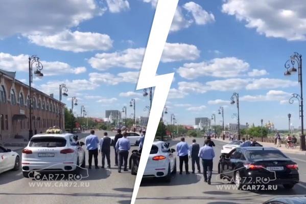Точную дату инцидента автор видео не сообщил