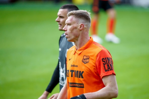 Павел Погребняк сыграл 52 матча за «Урал» и забил 12 голов