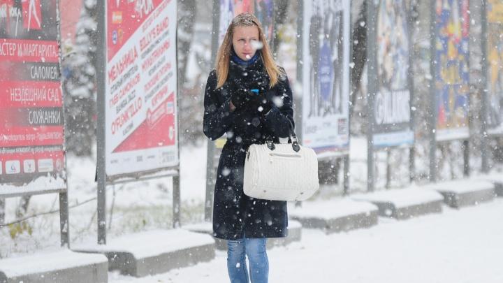 На Свердловскую область надвигается штормовой ветер