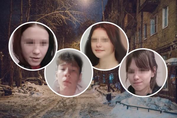 Подростки ушли из дома, не предупредив взрослых, в течение дня не выходили на связь