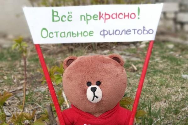 В этом году шествие по Красному проспекту снова запретили