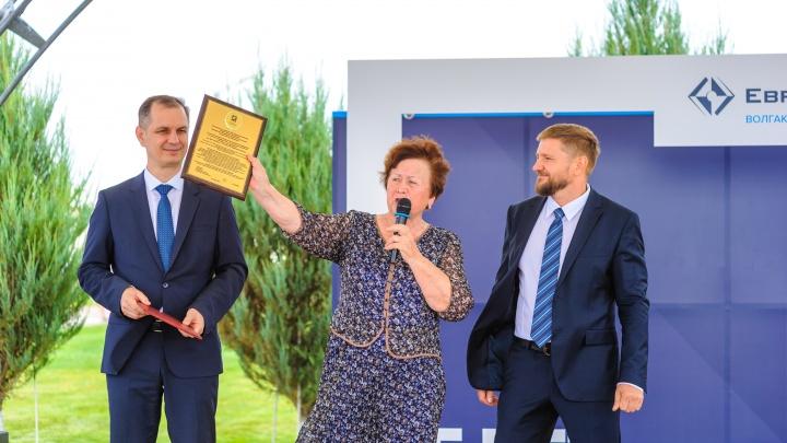 Росхимпрофсоюз отметил заслуги работников Гремячинского ГОКа