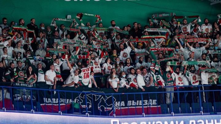 «Клуб примет меры, чтобы подобное не повторилось»: в«АкБарсе» объяснили, почему их фанаты сорвали гимн Башкирии