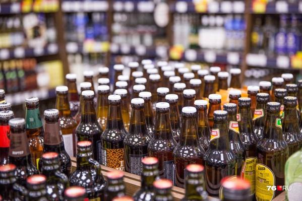 Власти рассказали про запрет алкоголя