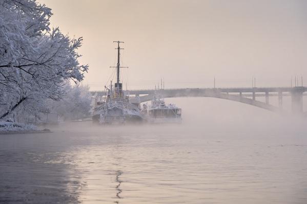 В начале недели в Красноярске будет тепло, как в марте
