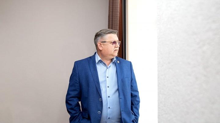 После отставки с поста главы Стерлитамака Владимир Куликов попал в больницу