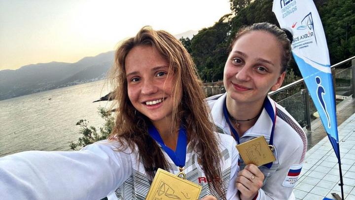Вновь перепрыгнули всех: волгоградская прыгунья в воду выиграла золото первенства Европы в Хорватии