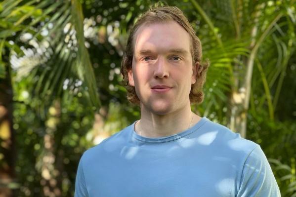 Андрей ранее играл в ХК «Толпар»