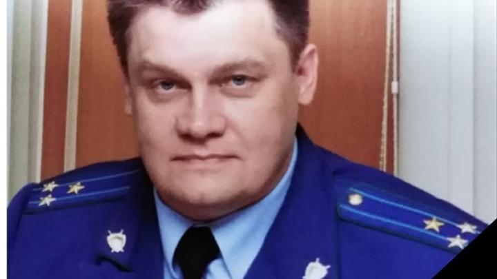 В инфекционном госпитале Волгограда от коронавируса умер прокурор Киквидзенского района