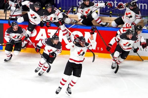 Сборная Канады в овертайме обыграла команду Финляндии