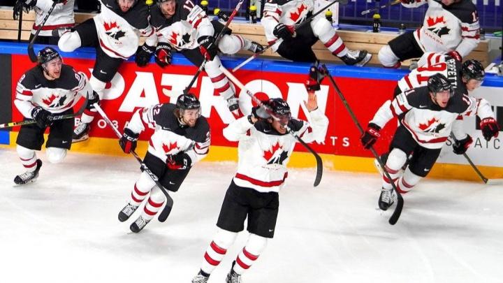 Сборная Канады стала новым чемпионом мира по хоккею