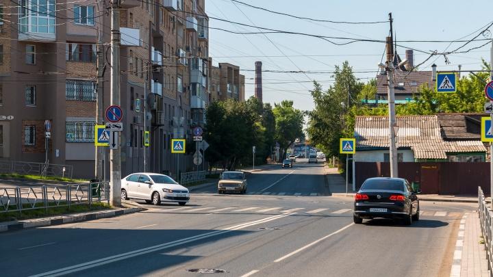Самарцы попросили пустить общественный транспорт по улице Максима Горького