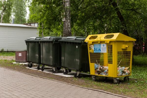 В июле 2021 года было выделено 36 млн рублей на ликвидацию восьми несанкционированных свалок
