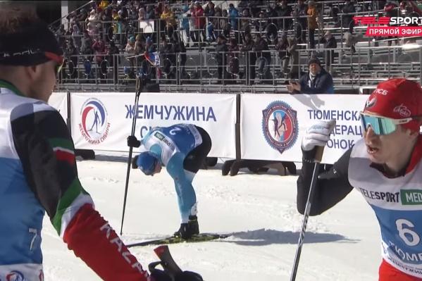 Потасовка между спортсменами случилась на финише
