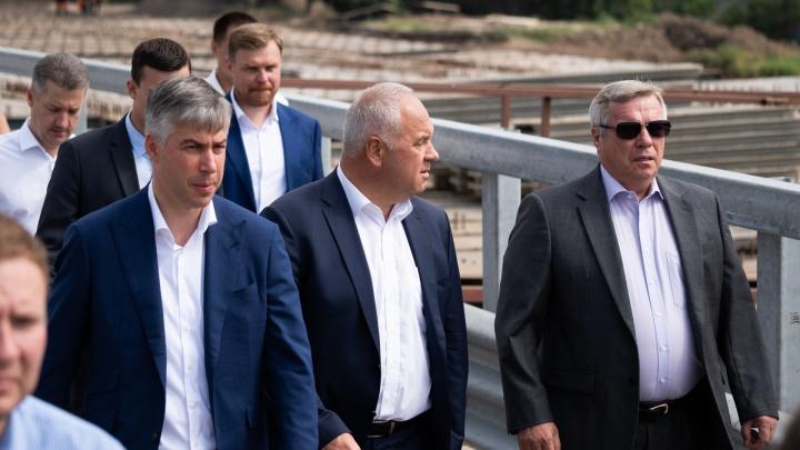 Москва дала донским чиновникам полмиллиарда рублей «за хорошую работу»