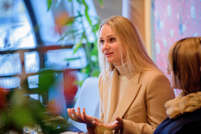 Анастасия Верховцева, начальник управления развития бренда работодателя и привлечения персонала Банка Уралсиб