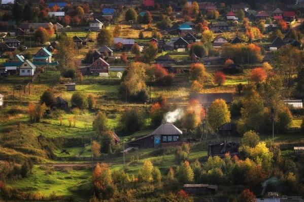 Антон Кошетаров любит снимать осень на рассвете. Почему? Листайте дальше и узнаете