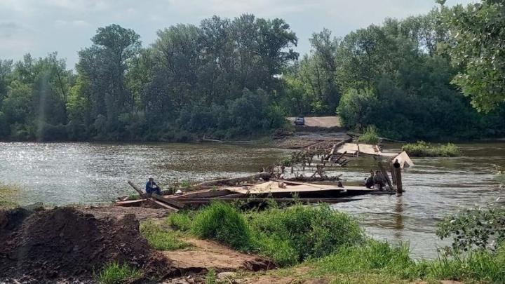 «На ум приходили кадры из фильма про Чапаева»: писатель Ирина Гетинкау— о разрушенном мосте под Самарой