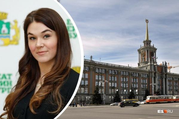 Марина Фадеева сделала стремительную карьеру в мэрии