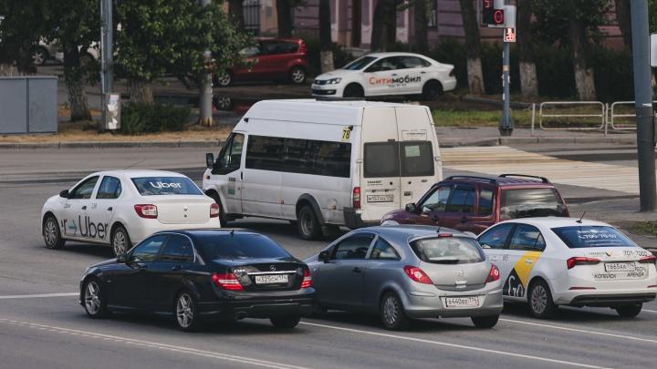 «Нищеброды сами убегут»: в Челябинске начали расти цены на такси