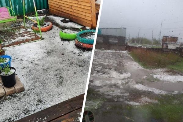 Погода в Новосибирской области меняется