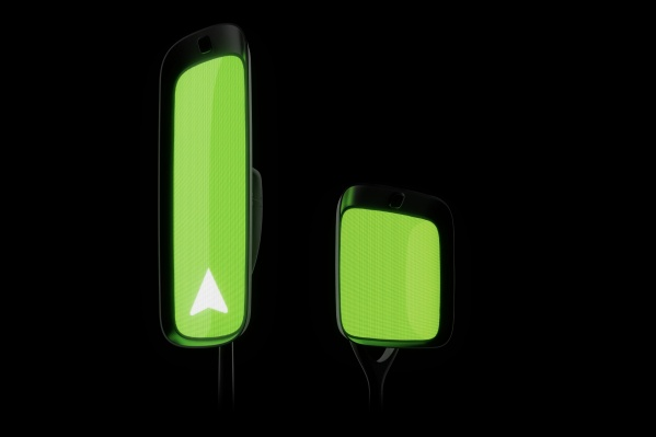На «Иннопроме» представили дизайнерский светофор