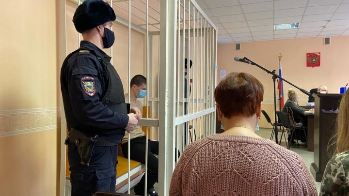 Допрос убийцы Веры Пехтелевой: онлайн-трансляция из зала суда
