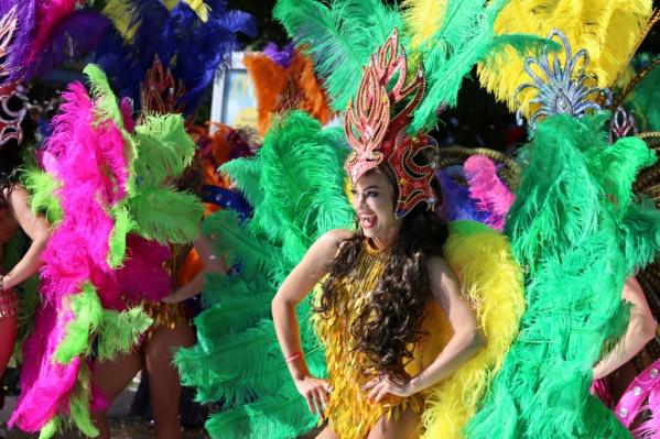 Основные мероприятия карнавала проводят обычно на Центральной площади