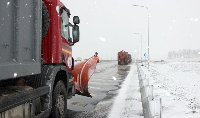 Дождь со снегом и гололед: в ближайшие сутки прогнозируется ухудшение ситуации на волгоградских трассах