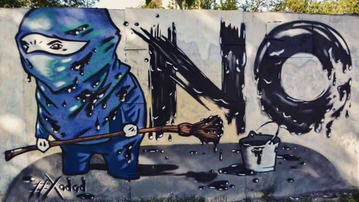 Художника из Хабаровска задержали спустя два года после комментария о взрыве в архангельской ФСБ