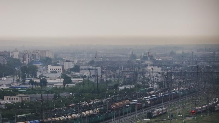 В Челябинске произошел сильнейший выброс сероводорода