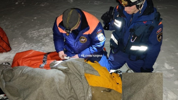 Бывший омич, который занимался сноубордингом 15лет, погиб в горах Кольского полуострова