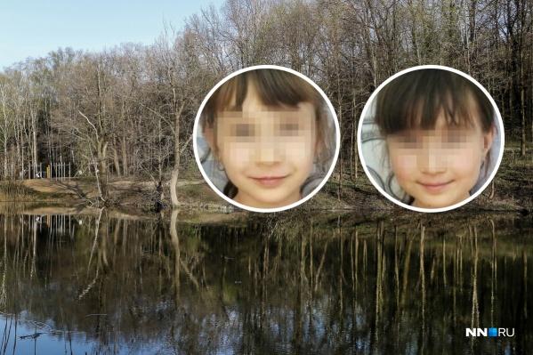 Обеих девочек нашли погибшими в озере без признаков насильственной смерти