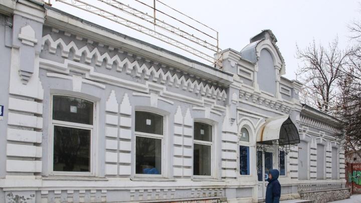 В Уфе вновь выставили на торги бывшее здание кинотеатра Матросова