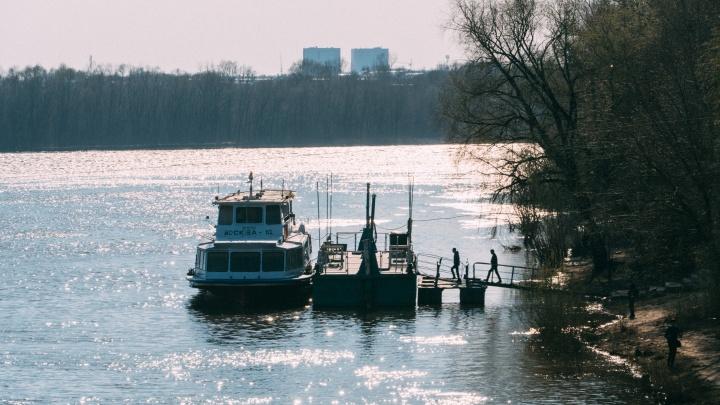 Уровень воды в Иртыше опустился до критической отметки. Чиновники вспомнили про Красногорский гидроузел