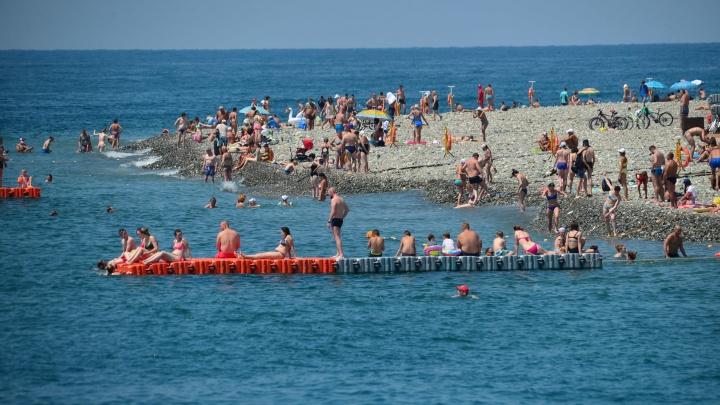 «Пляж усыпан мертвыми медузами»: читатели E1.RU — о своем хорошем и плохом отдыхе на российском юге