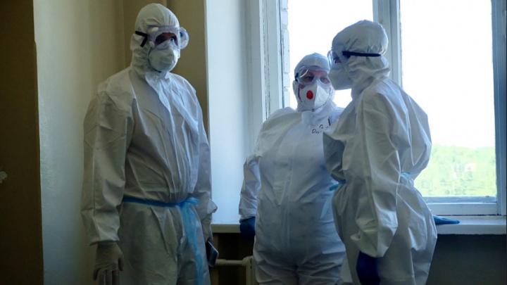 Минздрав региона проверил ГКБ №11: там лечатся 500 пациентов, среди них ни одного вакцинированного