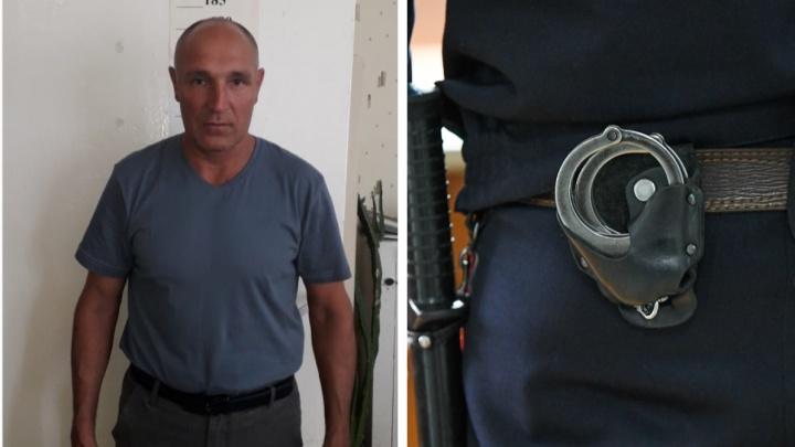 Поймали опасного рецидивиста, которого полиция искала два месяца в Свердловской области и Башкирии