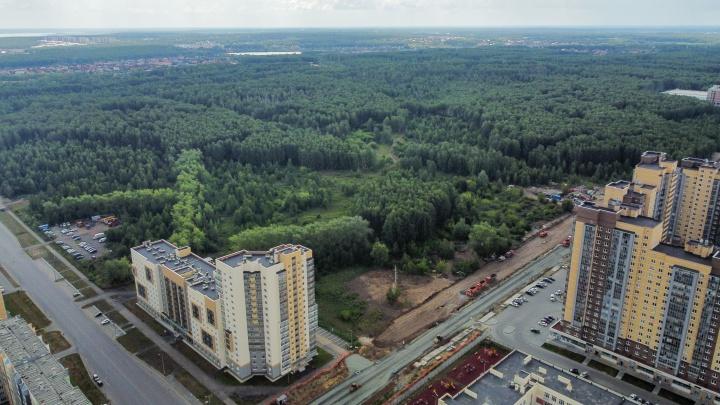 В челябинской мэрии рассказали, что хотят построить рядом с будущим хоккейным центром