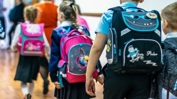 В Челябинской области увеличилось число закрытых на карантин школ. У детей и ОРВИ, и коронавирус