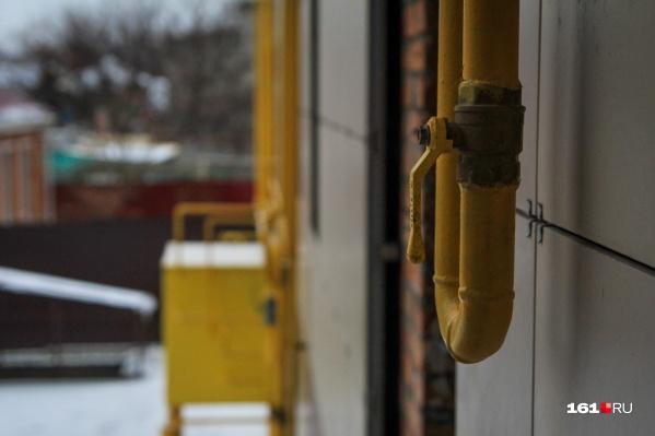 Газ в доме пенсионерки отключили еще три года назад