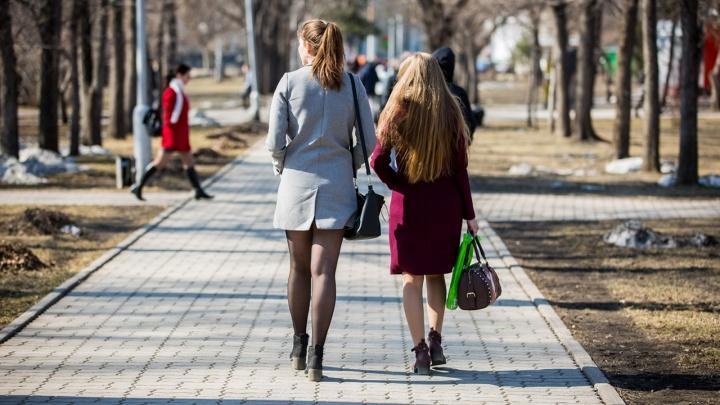 В Новосибирск идет потепление до +19 градусов: прогноз погоды на неделю