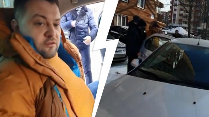 «Схватили неизвестные люди в черных масках»: Сергея Бойко задержали на пути в мэрию