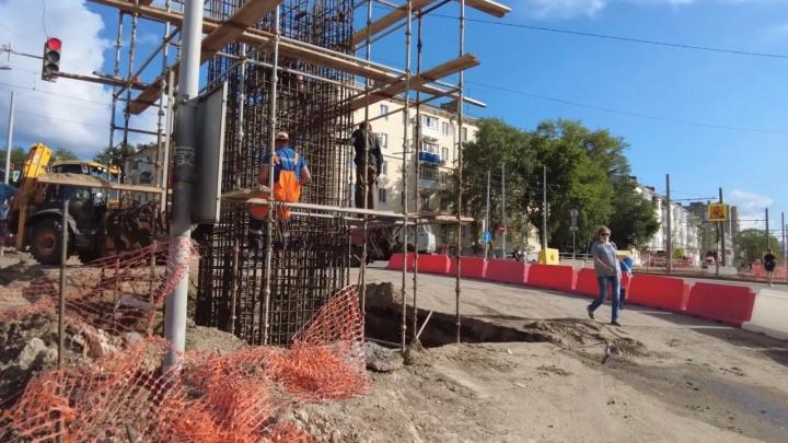 На Ново-Садовой изменится схема движения