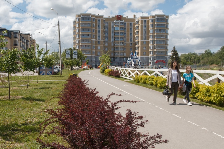 Жилой квартал «Бейкер стрит» стал первым среди уникальных проектов волгоградского застройщика